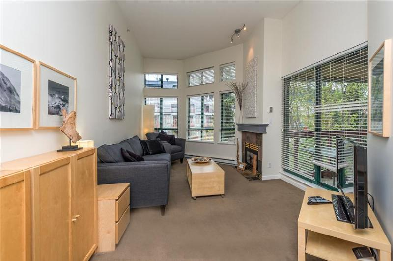 Living Area -wide view - Whistler Executive Rentals - Whistler - rentals