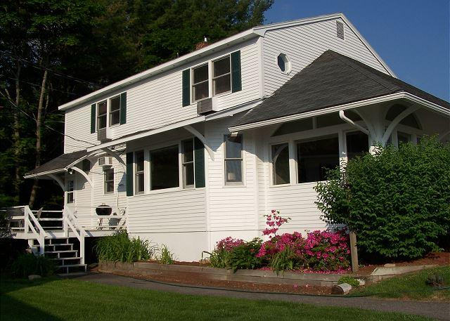 Center Harbor Cottage (CUT294B) - Image 1 - Center Harbor - rentals