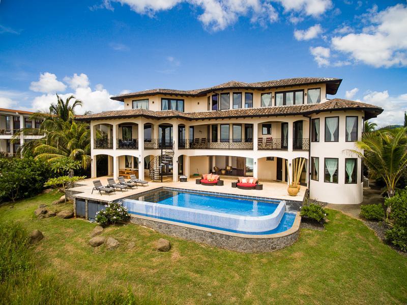 Villa Esperanza - Villa Esperanza - Luxury Beach front Home w/ pool - Playa Negra - rentals
