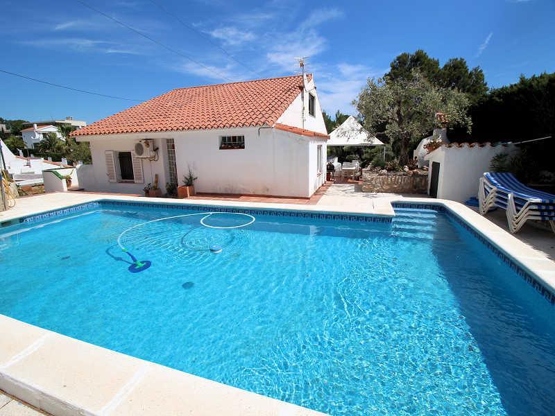 Villa 8p. L'Ampolla, pool, sea 50m, air condition, Wifi - Image 1 - L'Ampolla - rentals