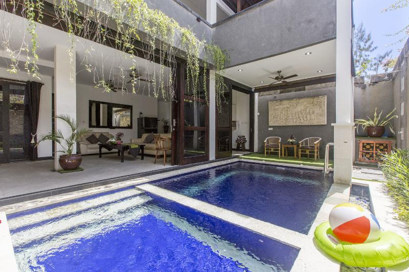 The Pool - Villa Cinta Buana 3 BR at Legian, Kuta. - Kuta - rentals