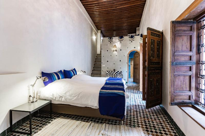 Tara suite / Suite Tara - Dar 7 Louyat - XVth c. riad - a haven of peace - Fes - rentals