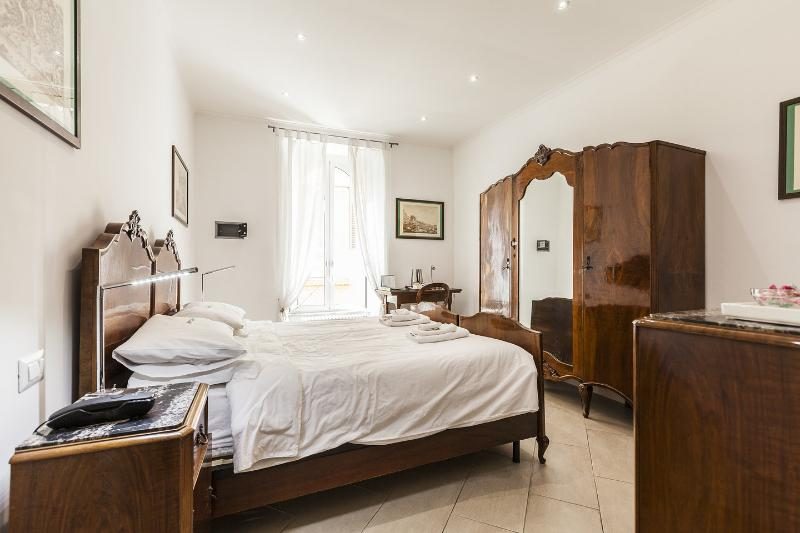 The First Twin Bedroom - Bed & Breakfast Roma Borgo91 - Rome - rentals
