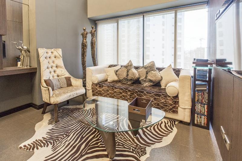 Living Room - ONE ROCKWELL EAST TOWER, Makati, Philippines - Makati - rentals