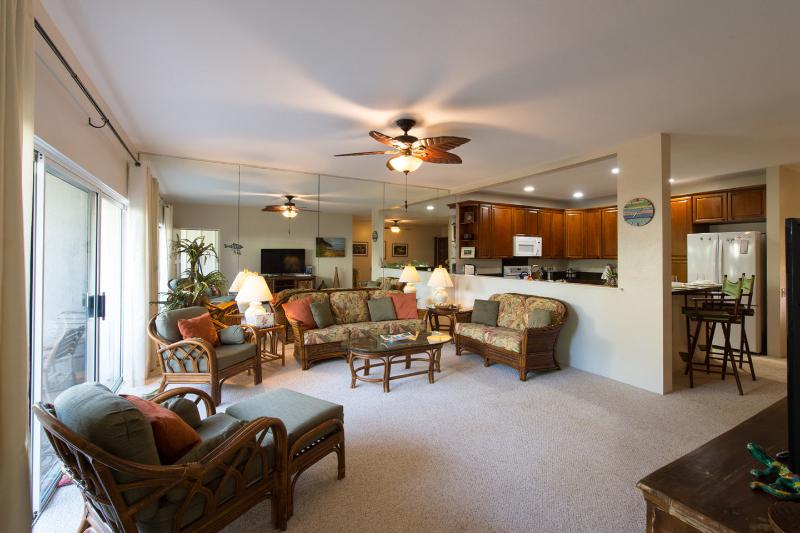 Welcome to our island home! - Spacious 2 Bdrm at Regency Poipu Kai Free Wi-fi - Poipu - rentals