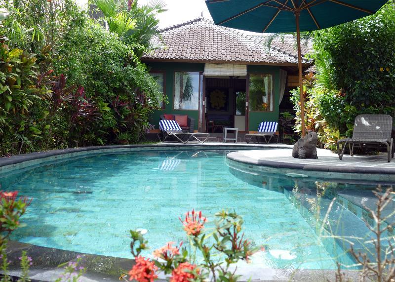 Orchid Bungalow - Devi's Place Ubud- 2BR great views Orchid Bungalow - Ubud - rentals