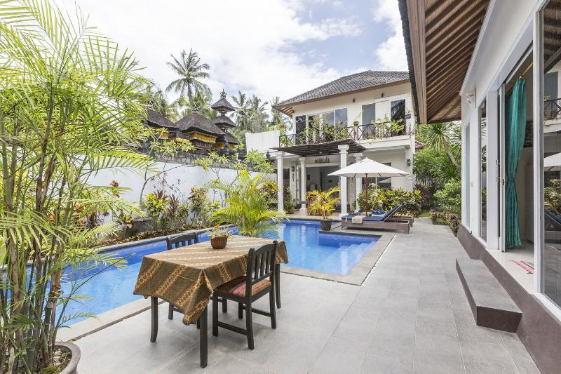 The Pool - Vista Del Mar 'view of the sea', 2 bedroom villa. - Candidasa - rentals