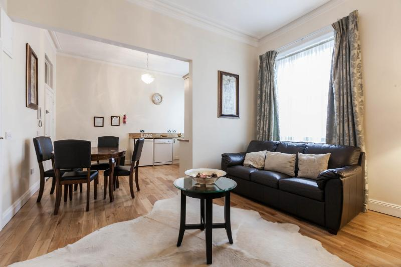"Living Room - The ""Pádraig Pearse"" apartment , Kilmainham area. - Dublin - rentals"
