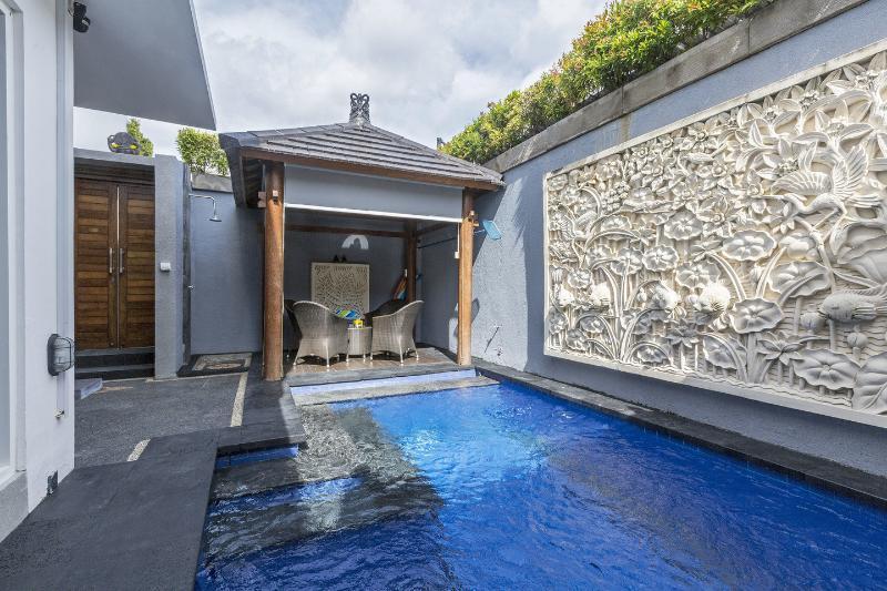 The Pool - Villa Kirabella, 3 BR Legian, Kuta - Kuta - rentals