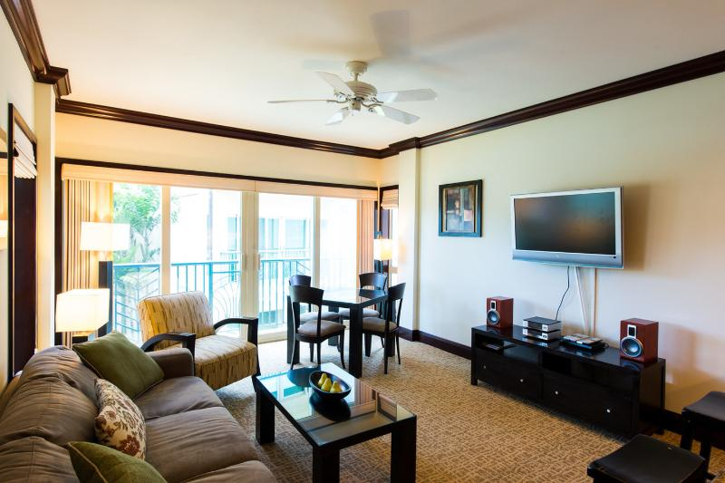 Dining Room - Waipouli Beach Resort Luxury Condo G307 - Kapaa - rentals