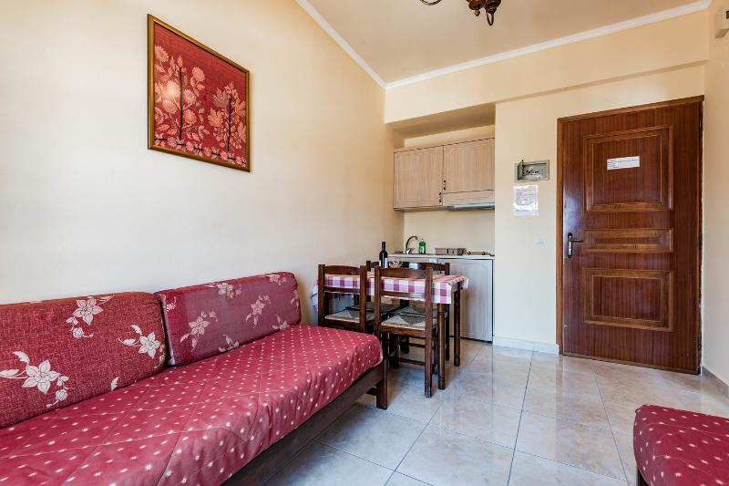 Kitchen - Iro Studios and Apartments in Chania town - Chania - rentals