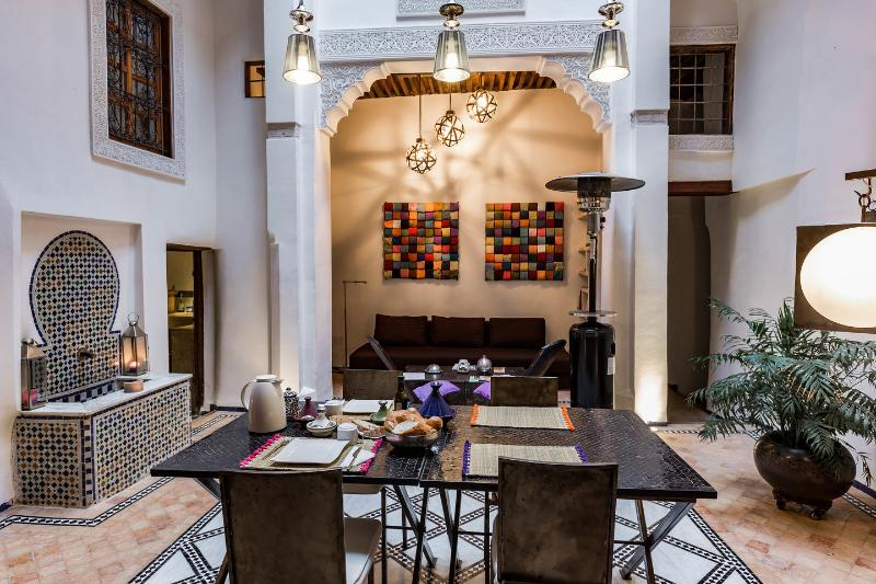Lobby - COZY AND TRENDY RETREAT IN THE HEARTH OF THE MEDINA - Fes - rentals