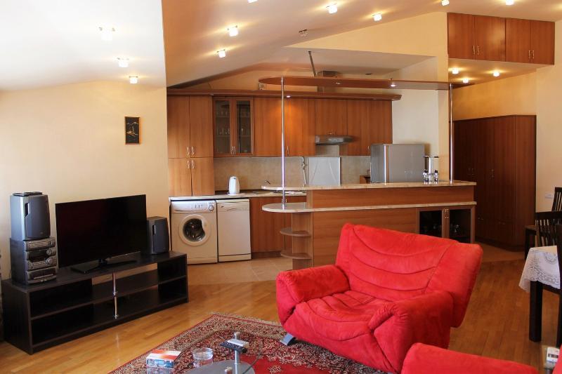 2 Bedroom Apartment оn Chaikovski St. New Building - Image 1 - Yerevan - rentals
