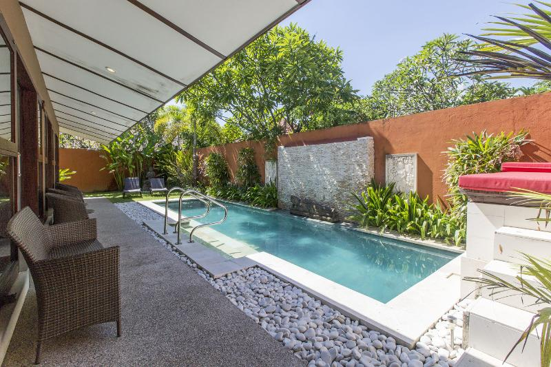 The Pool - Luxury 2 Bedr. Pool Villa steps to the beach, Villa Sanurita - Sanur - rentals