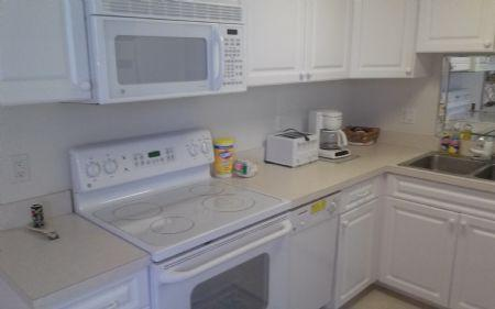 Nice Kitchen - Admiralty House 105S - Marco Island - rentals