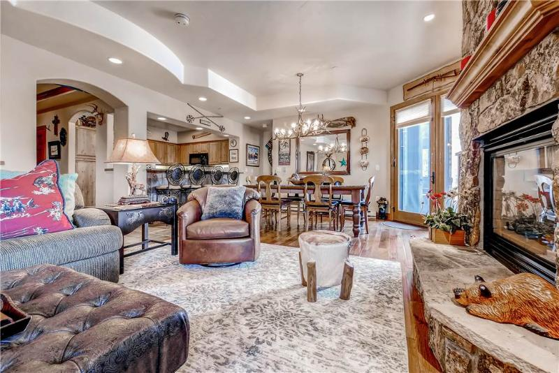 Chateau Chamonix 315 - Image 1 - Steamboat Springs - rentals