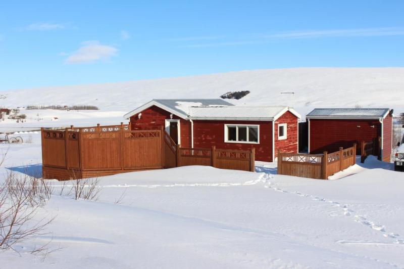 A cosy house close to Lake Mývatn - Image 1 - Einarsstadir - rentals