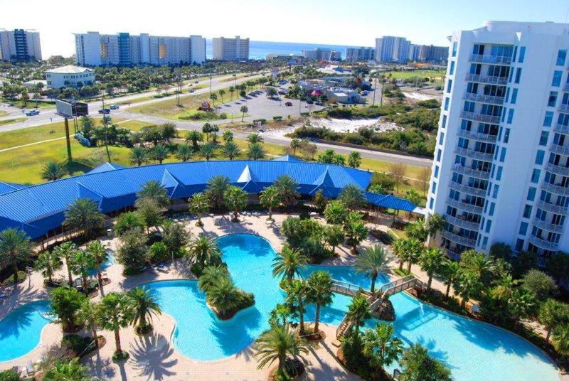Palms 11211 Jr Ste-AVAIL8/2-8/9 $1608-RealJOY Fun Pass*FREETripIns4NEWFallBkgs*Shuttle2Bch-TOP Floor - Image 1 - Destin - rentals