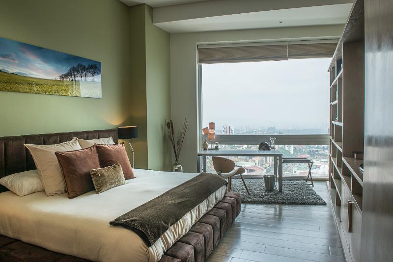 Sophisticated Studio Apartment in Santa Fe - Image 1 - Mexico City - rentals