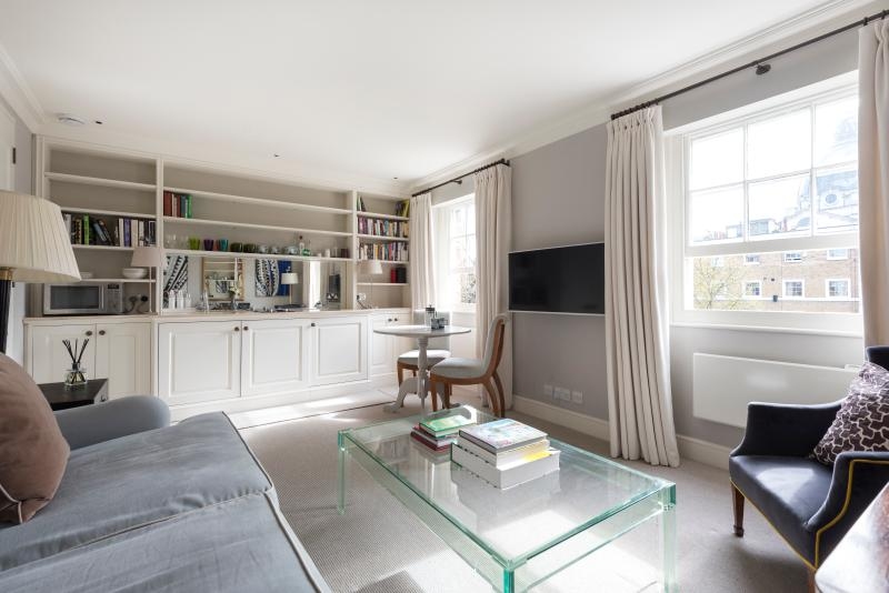 One Fine Stay - Brompton Square IV apartment - Image 1 - London - rentals