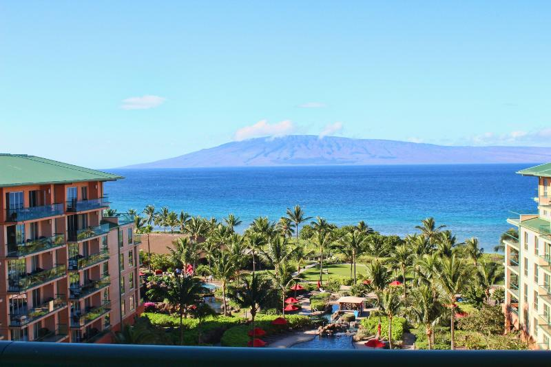 Incredible views of Konea 829 - Maui Resort Rentals: 829 Konea @ Honua Kai [Local Management] - Lahaina - rentals