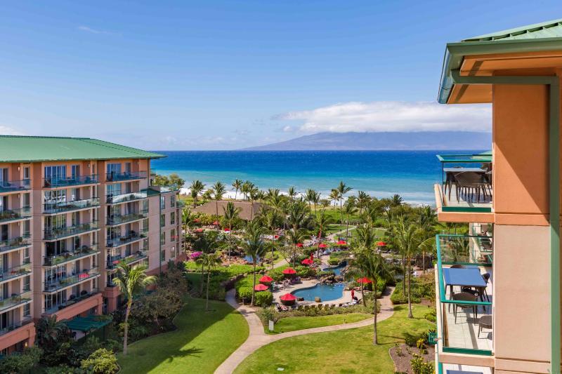 Welcome to Konea 831 at Honua Kai! - Maui Resort Rentals: Honua Kai Konea 831 - Stunning 8th Floor Ocean View Studio - Lahaina - rentals