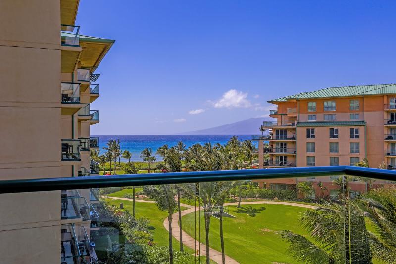Welcome home to Hokulani 536! - Maui Resort Realty Presents Hokulani 536 @ Honua Kai – Ocean & Mountain Views + Oversized Balcony - Lahaina - rentals