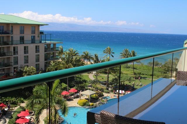 Hokulani 649--This is why they call it a Lanai! - Maui Resort Rentals: 649 Hokulani @ Honua Kai - Lahaina - rentals