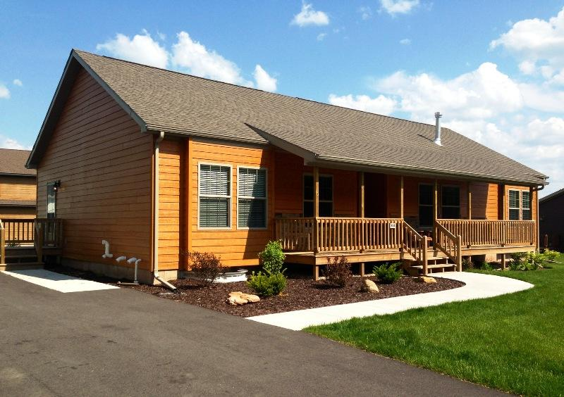 Hickory Haven at Spring Brook Resort - Image 1 - Wisconsin Dells - rentals