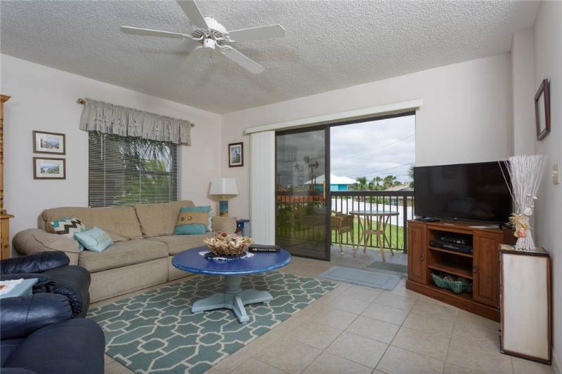 Ocean Village Club I21, 2 Bedrooms, 2nd Floor, Sleeps 6 - Image 1 - Saint Augustine - rentals