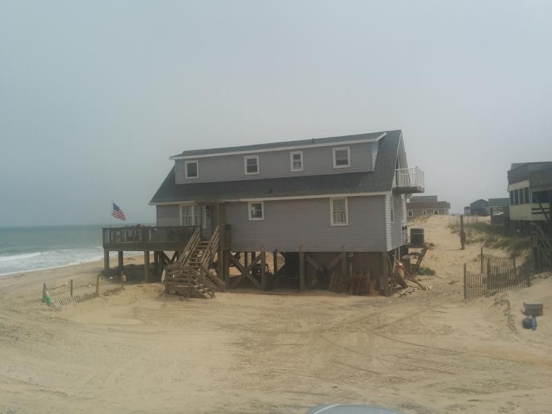Wonderful cozy oceanfront cottage!! - Wonderful Ocean Views - Nags Head - rentals