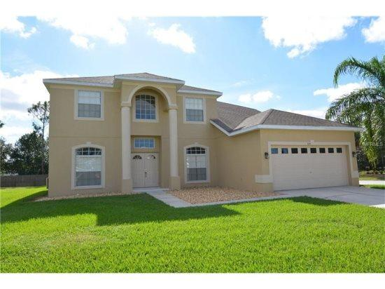 Large 5 Bedroom Pool Home In Highlands Reserve Golf Community. 324NW - Image 1 - Orlando - rentals