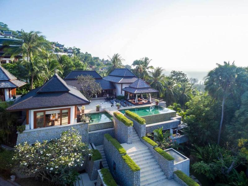Surin Villa 4120 - 6 Beds - Phuket - Image 1 - Phuket Town - rentals