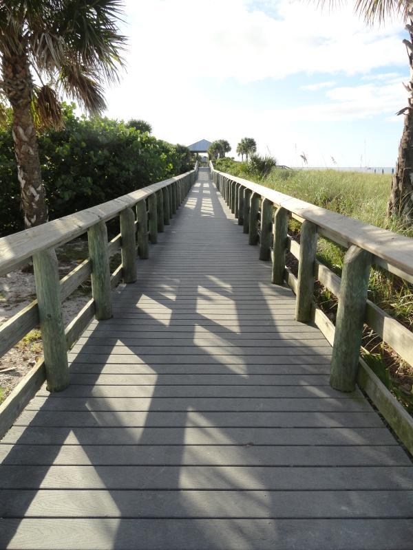 Englewood Beach Board Walk - North Englewood Delightful Bliss - Englewood - rentals