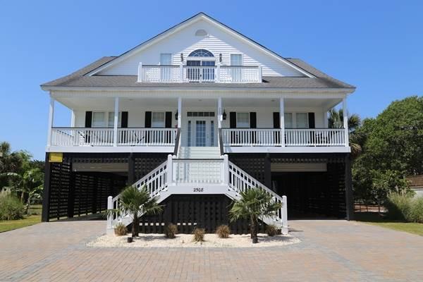 """2508 Holmes St - """"Annabel Lee"""" - Image 1 - Edisto Beach - rentals"""
