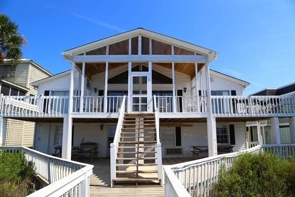 "3802 Scott Creek Drive - ""Southern Fun"" - Image 1 - Edisto Beach - rentals"