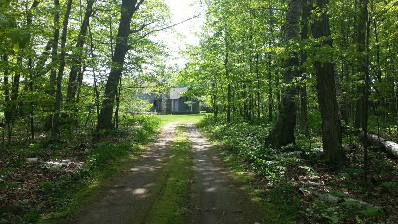 40 Acre Secluded Farmhouse on Washington Island - Image 1 - Washington Island - rentals