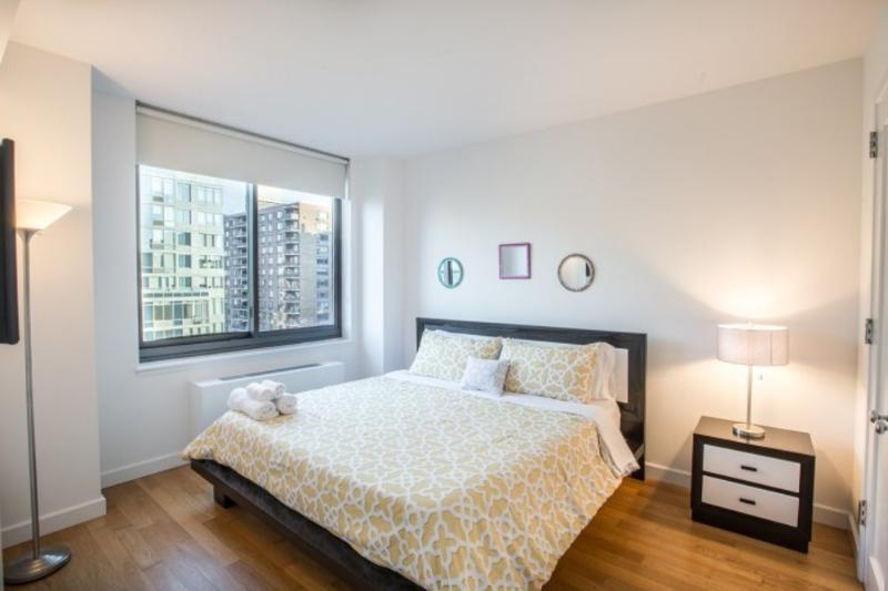 Furnished 2-Bedroom Condo at Columbus Ave & W 100th St New York - Image 1 - Manhattan - rentals