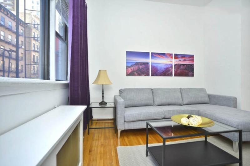Furnished 1-Bedroom Apartment at 3rd Ave & E 82nd St New York - Image 1 - New York City - rentals