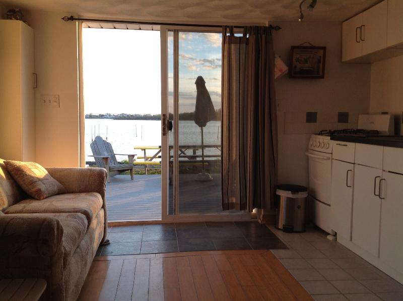 NEW WATERFRONT COTTAGE ON RHODE ISLAND SHORELINE - Image 1 - South Kingstown - rentals