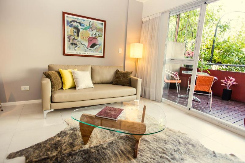 Idyllic 1 Bedroom Apartment in Palermo Hollywood - Image 1 - Buenos Aires - rentals