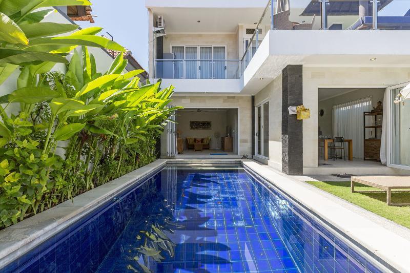 The Pool - Villa Mickey, 3 BR at Nakula, Seminyak. - Denpasar - rentals