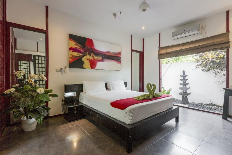 The Master Bedroom - Bonsai villas 4 seminyak - Seminyak - rentals