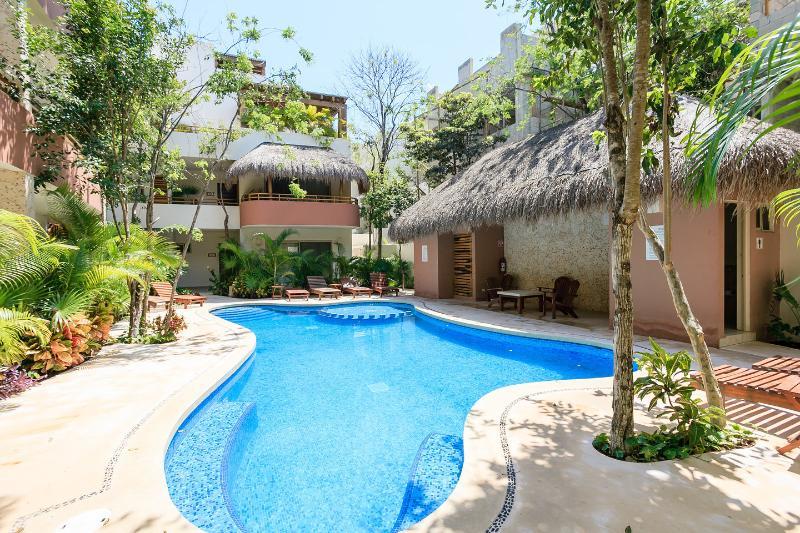 The Pool - Charming vacation rental CASA DIBOU -Tulum - Tulum - rentals