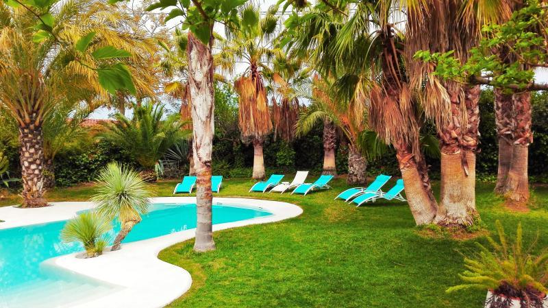 """Villa """"All Nature"""" in Valencia-Sleeps 12+3-private - Image 1 - Valencia - rentals"""