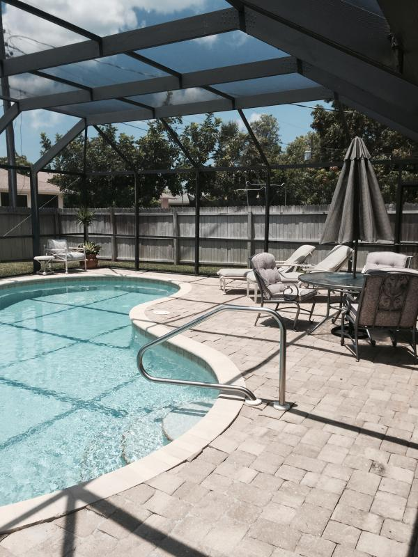 Private Pool Home Walk to Beach! - Image 1 - Naples - rentals