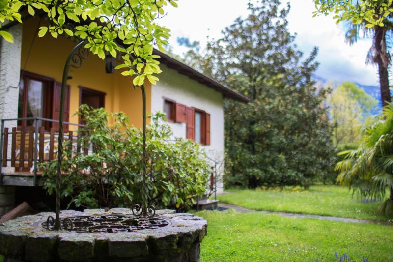 Villa le Palme - Image 1 - Sorico - rentals