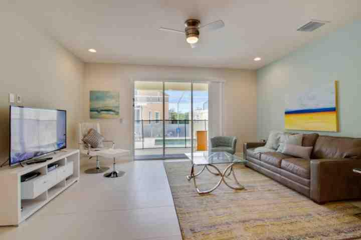 Beautiful Open Floor Plan Living Area w/ Pool Access - 1503 Dream Retreat - Clermont - rentals