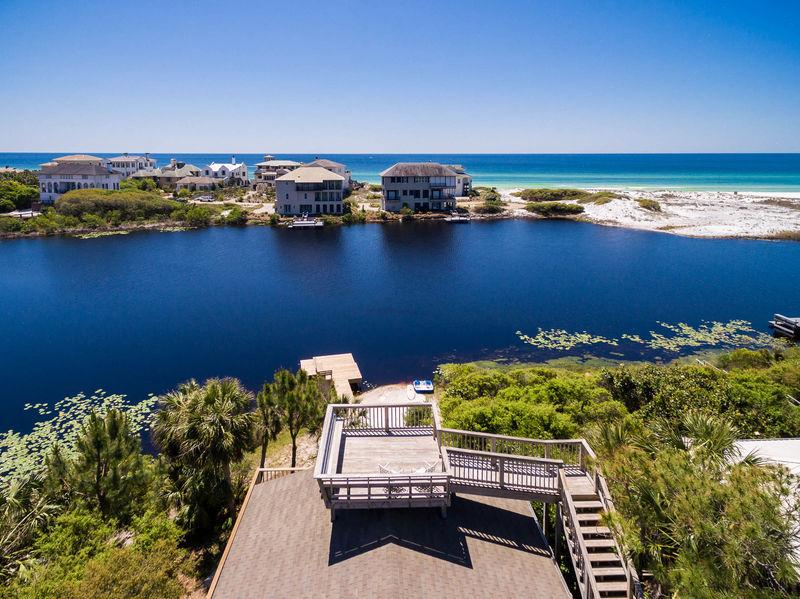 Arial View - Escape to your very own beach oasis - Santa Rosa Beach - rentals