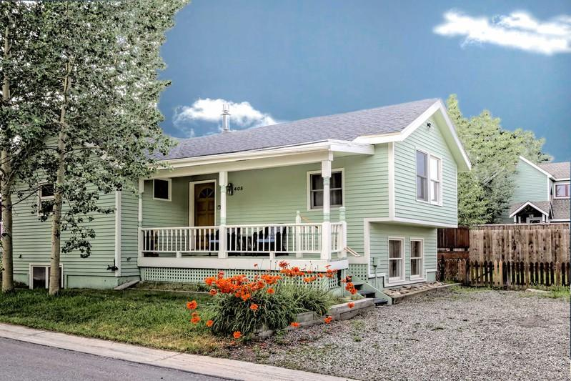 Washington Cottage - Washington Cottage - Breckenridge - rentals